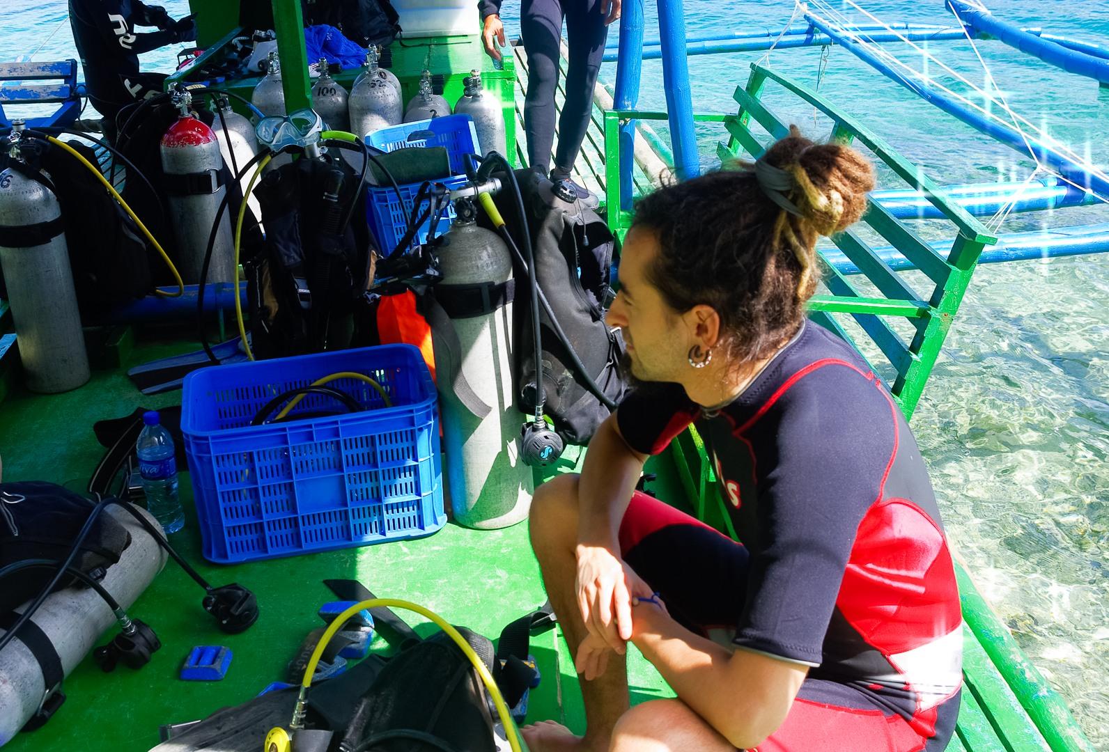 Diving Philippines