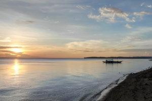 Закат в Донсоле, Филиппины