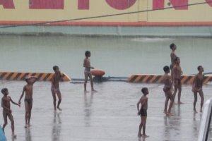 Children from Iligan, Philippines
