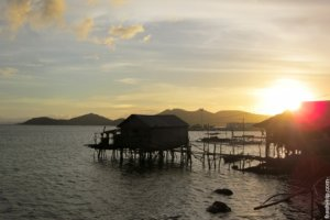 Sunset, Philippines