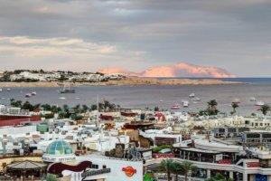 Naama Bay, Sharm El Sheikh