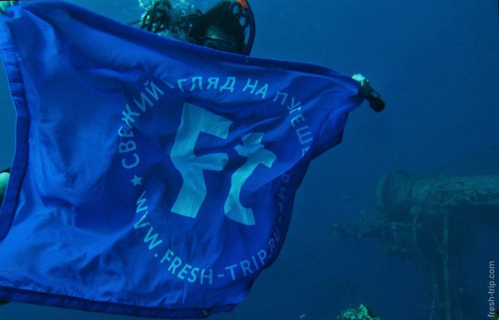 Fresh-Trip flag