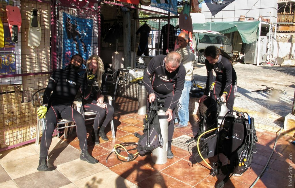 dive center Darna Divers