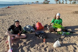 snorkeling in Aquaba